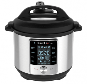 Electric Pressure Cooker with 15psi Pressure Cooking, Sous Vide, Auto Steam Release Control and Touch Screen