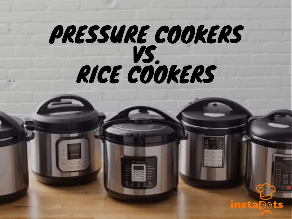electric pressure cookers comparisons