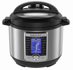 Multi- Use Programmable Pressure Cooker, Slow Cooker, Rice Cooker, Yogurt Maker, Cake Maker, Egg Cooker, Sauté, Steamer, Warmer, and Sterilizer